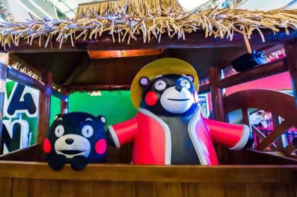2016KUMAMON的中国巡游记·熊本宣传展时间、地点、门票