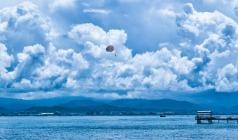 【飞扬自组★好色之途】海南蜈支洲亲水、南山海上观音、呀诺达雨林5日游