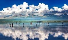 【玩转青海】塔尔寺、贵德阿什贡、青海湖、茶卡盐湖、互助双飞6日游