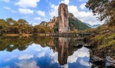 【漫游丽水】古堰画乡/云和梯田/鼎湖峰动车3日游