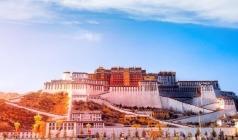 【日光倾城】拉萨、林芝、雅鲁藏布大峡谷、布达拉宫、羊卓雍措双飞8日朝圣之旅