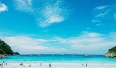【暑假特辑】普吉岛(快艇星月珍珠岛+尼莫海豚馆)