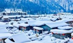 【冰雪尊享】哈尔滨、亚布力、雪乡森林温泉+滑雪5星高端双飞6日游