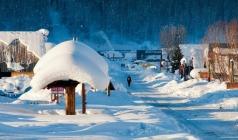【趣游东北】哈尔滨、中国雪乡、亚布力、寒地温泉双飞6日游