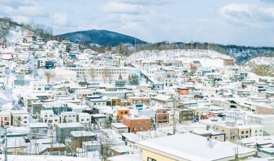 【杭州出发】冬季玩雪日本北海道4日游