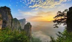 【住好吃好·吾爱恩施】恩施大峡谷,清江蝴蝶岩,梭布娅石林双飞5日游