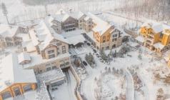 冬季篇-长白山凯悦酒店