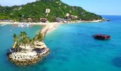 【南国椰风】海南分界洲岛、天涯海角、大小洞天休闲5日游