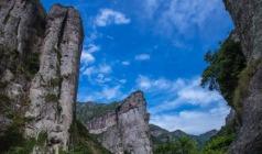 雁荡山大龙湫、灵岩、灵峰日景、夜景二日游