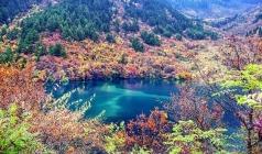 【九寨秋色】成都、九寨沟、黄龙、都江堰双飞6日游