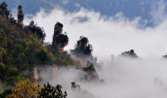 【武陵氤氲】—长沙、韶山、张家界森林公园、黄龙洞、凤凰古城双飞6日游
